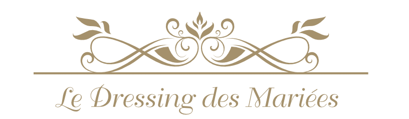 Le dressing des mariees